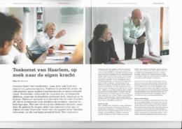 thumbnail of Toekomst van Haarlem, op zoek naar de eigen kracht
